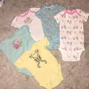 6-9 month onesies